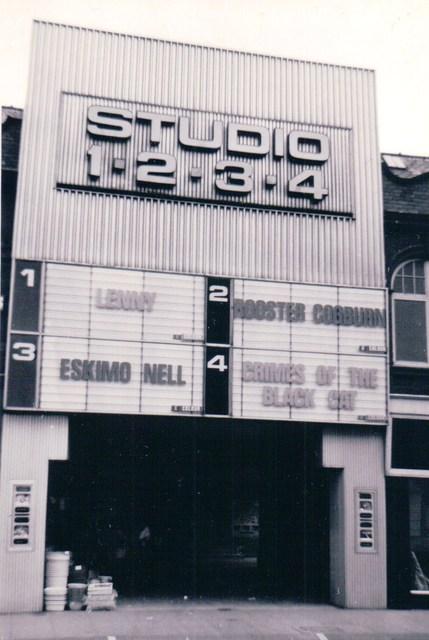 Studios 1-4
