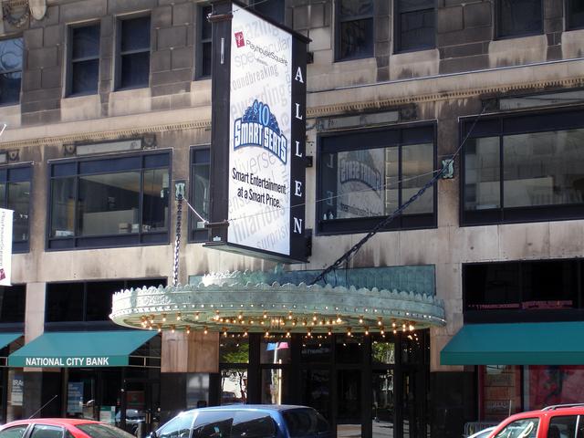 Allen Theatre, Cleveland, OH