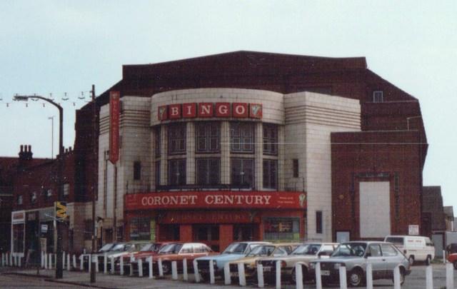 Century Cinema in Clacton-on-Sea, GB - Cinema Treasures