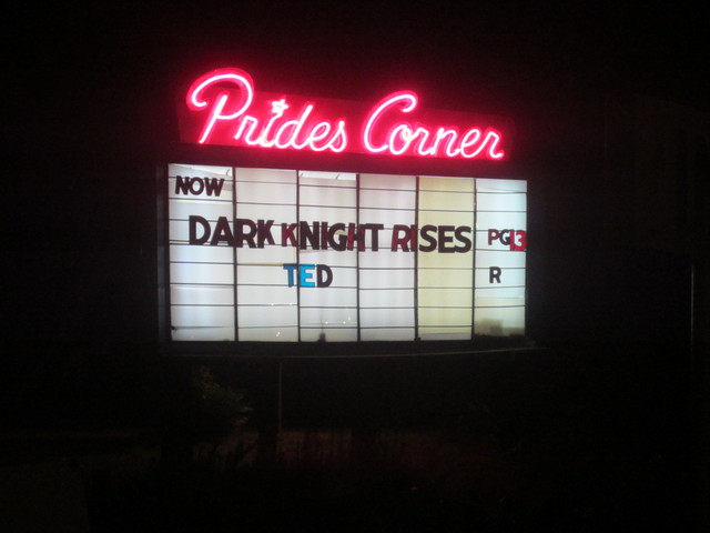 Prides Corner Drive-In