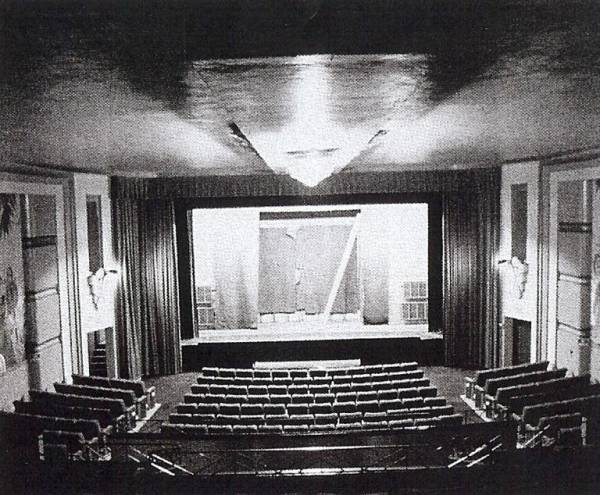 Enean Theater, Concord California