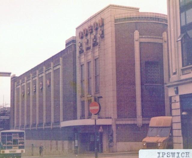Odeon Ipswich