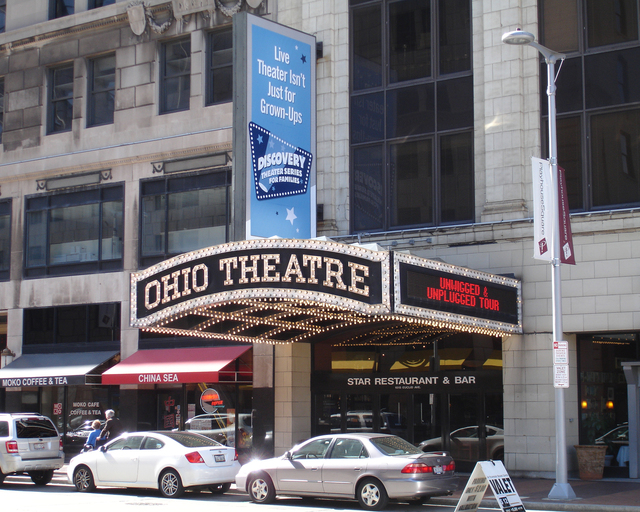 Ohio Theatre, Cleveland, OH
