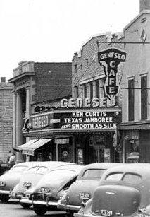 GENESEO Theatre, Geneseo, Illinois.