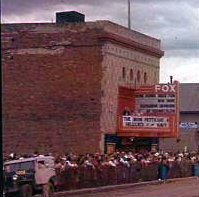 FOX Theatre, Leadville, Colorado.