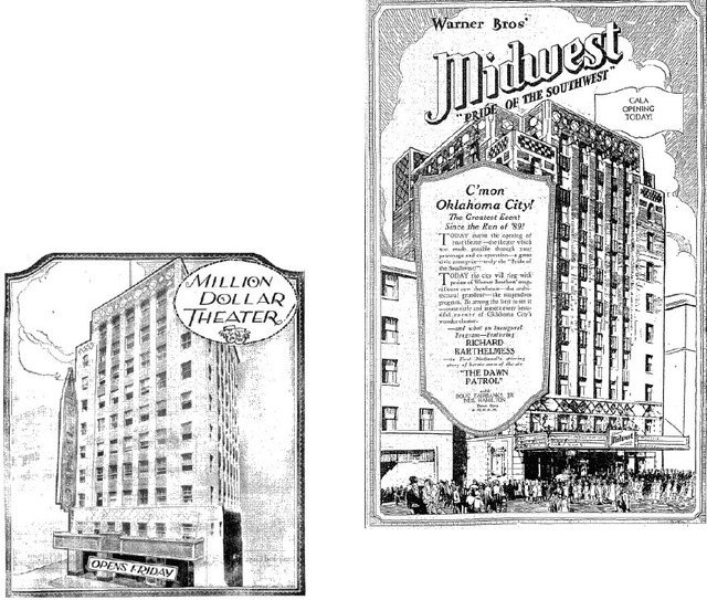 Midwest Grand Opening Gala Ad
