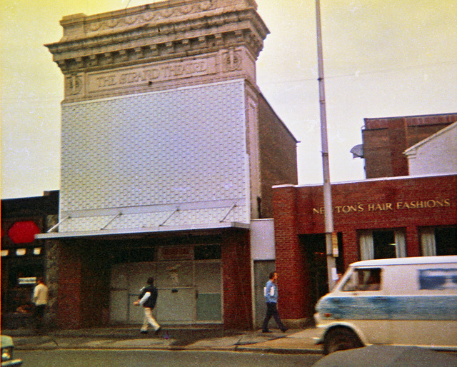 The Strand Theater - Mid 70's