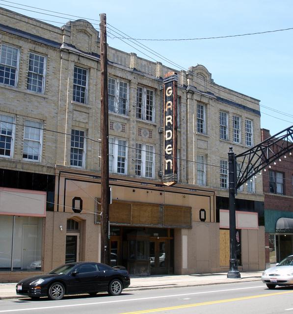 Garden Theatre, Columbus, OH