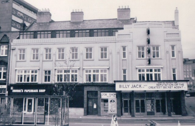 ABC Haymarket Newcastle upon Tyne