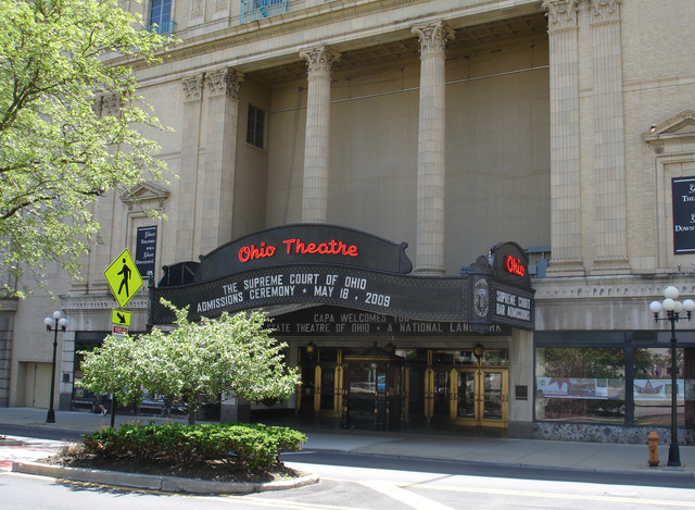 Ohio Theatre, Columbus, OH