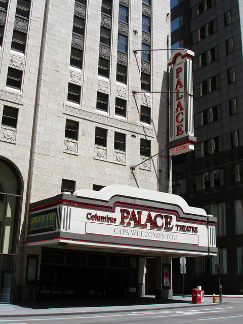 Palace Theatre, Columbus, OH