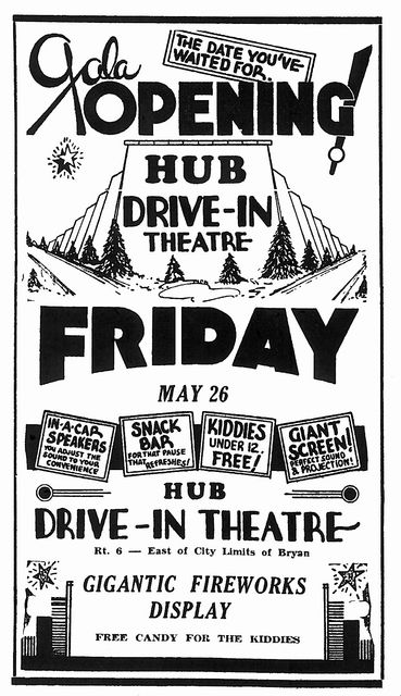 Hub Drive-In