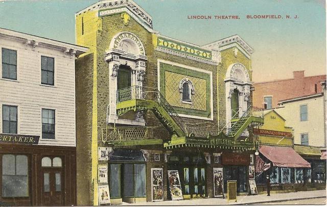 Center Theatre - Lincoln Theatre
