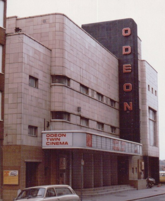 Odeon Reading