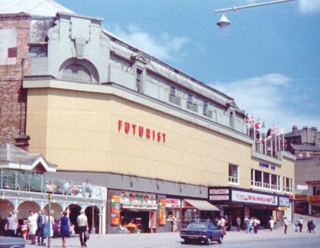 Futurist Theatre