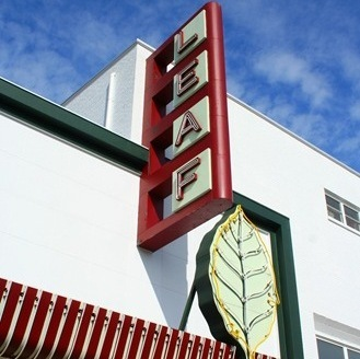Renovated Sign