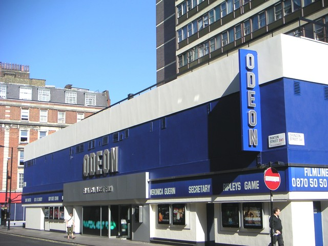 Odeon panton street london contact directory uk - Leicester city ticket office contact number ...