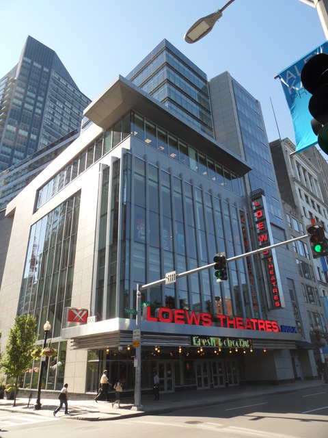 AMC Loews Boston Common 19