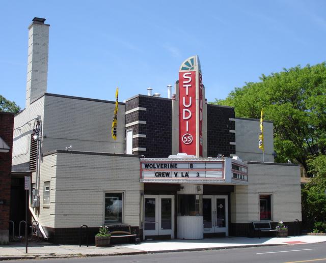 Studio 35 Cinema, Columbus, OH