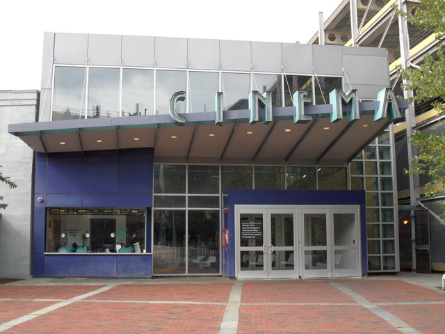 Landmark Kendall Square Cinema