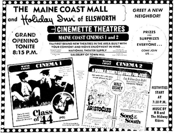 Maine Coast Cinema