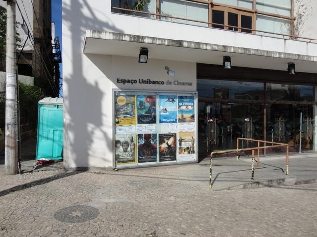 Espaco Unibanco de Cinema Glauber Rocha
