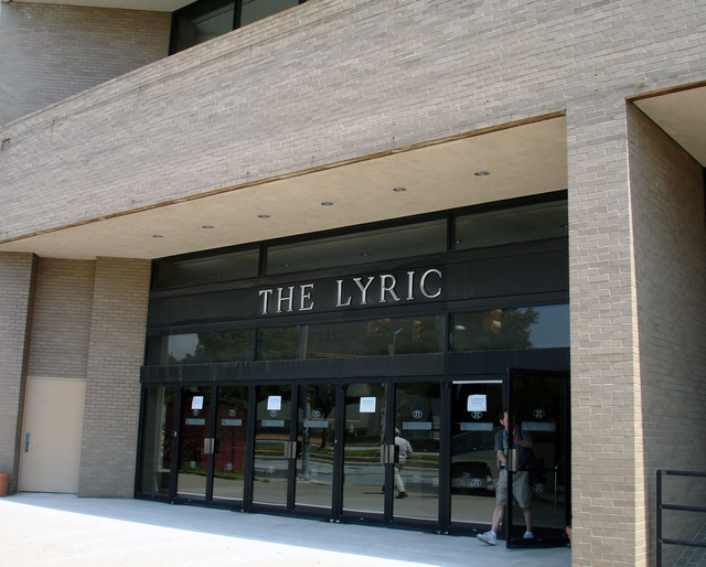 Lyric Opera house, Baltimore, MD
