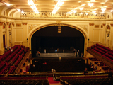 Lyric Opera House, Baltimore, MD - auditorium & stage