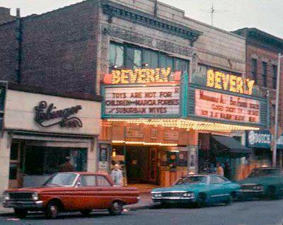 Beverly Theater Late 70's