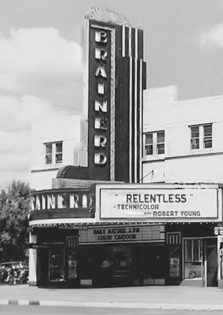 BRAINERD Theatre, Brainerd, Minnesota (1947)
