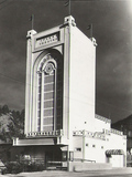 The Historic Park Theatre in the 1930's