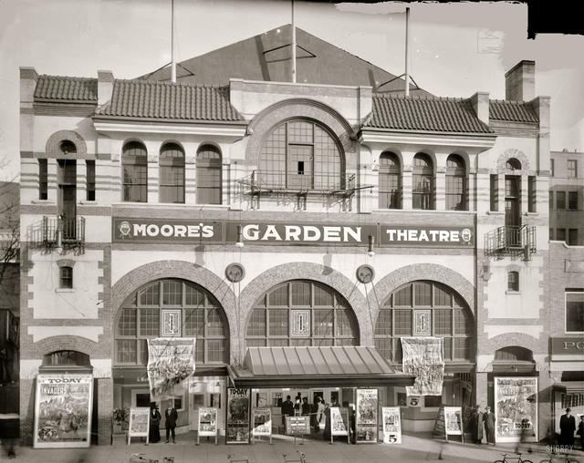 Moore's GARDEN Theatre, Washington DC