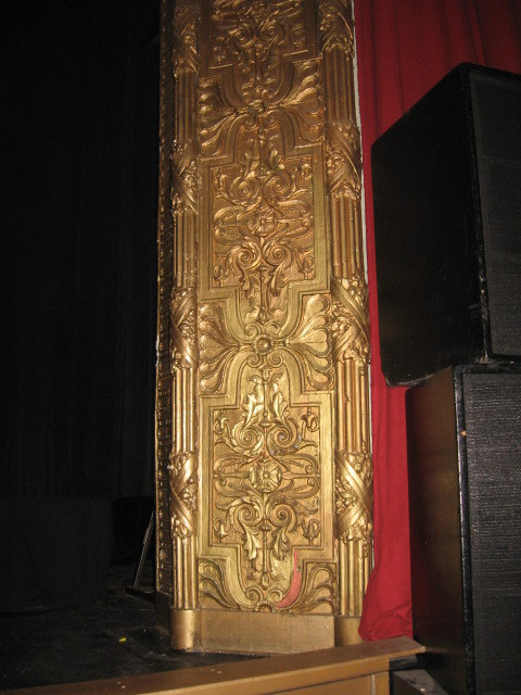 1925 proscenium detail August 2012