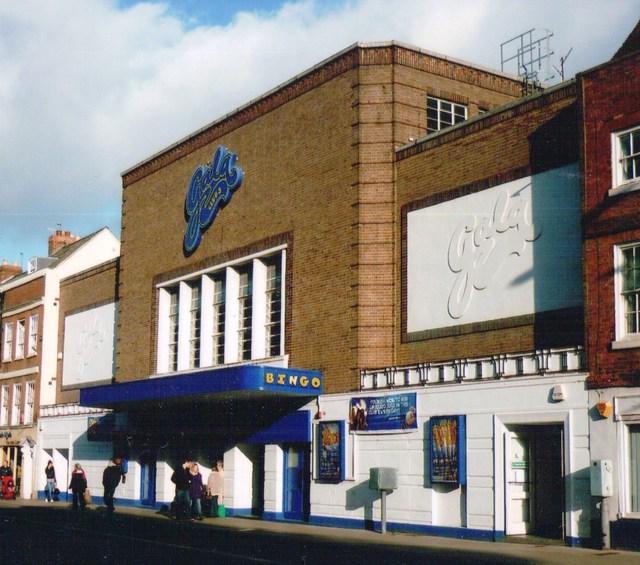 Gaumont Worcester