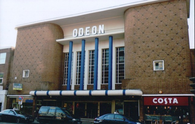 Odeon Cinema Worcester 12