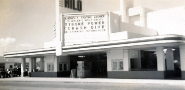 HILO Theatre, Hilo, Hawaii (1943)