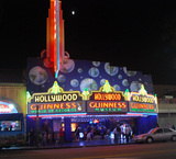 Hollywood Theatre Night