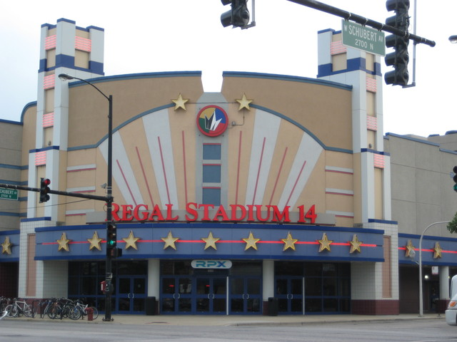 Regal City North Stadium 14 IMAX & RPX