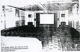 BIJOU Theatre auditorium, Monmouth, Illinois, 1950