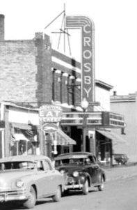 CROSBY Theatre, Crosby, Minnesota