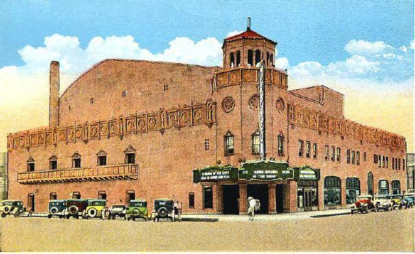 Orpheum postcard