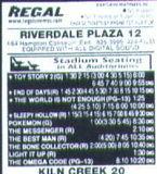 Riverdale Cinema Cafe