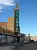 Hiland Theater - November, 2010