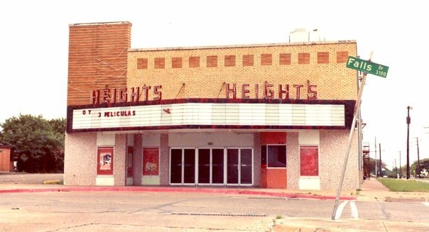 Heights Theater, Dallas TX