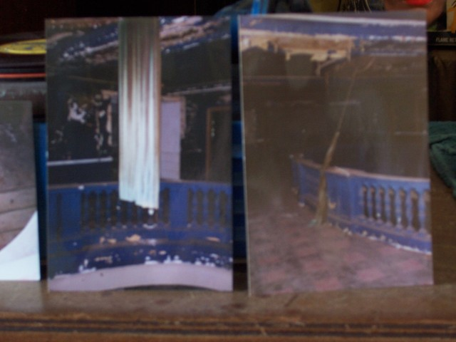 Inside The  Adonis Theater, December 1994
