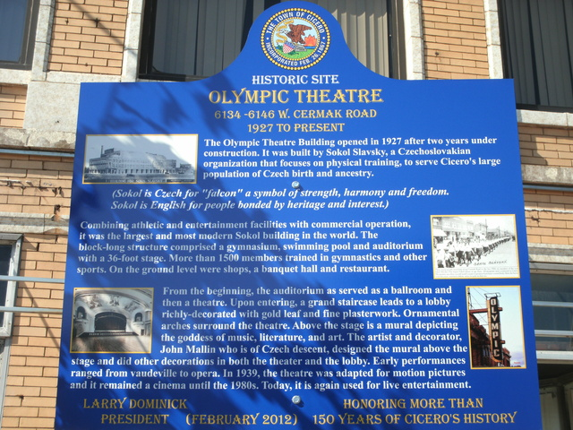 Olympic Theatre