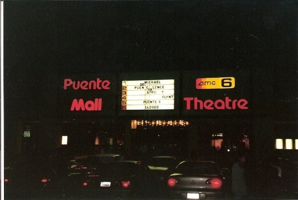 Closing night marquee