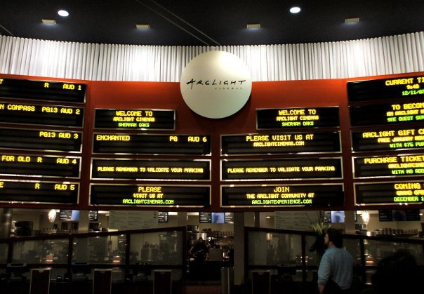 ArcLight Sherman Oaks in Sherman Oaks, CA - Cinema Treasures