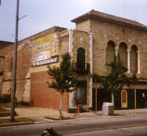 Northside Theater Mishawaka, IN Date unknown
