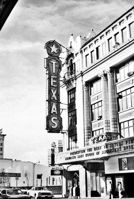 Texas Theater San Antonio, Tx